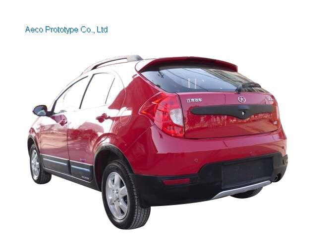 Concept Car Manufacturing