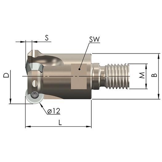 KEF-24-32-M12-512-2 - null