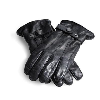 Leather Gloves  -