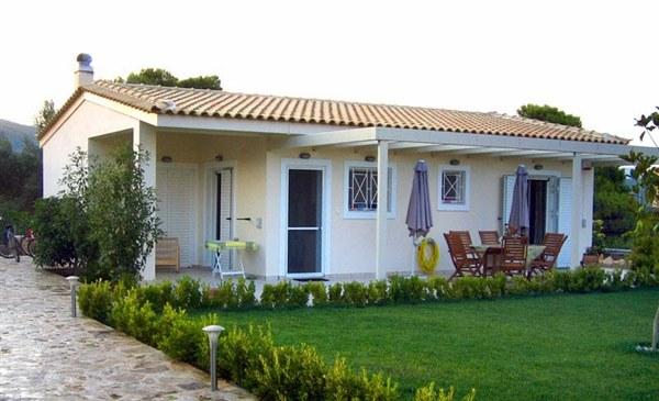 Prefabricated housing - Cabins, cottages and chalets,