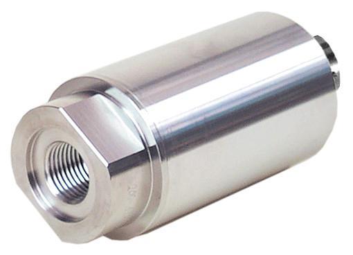 精度压力传感器 - 8201N - 低价,紧凑,坚固的不锈钢,用于液体和气体介质,用于静态和动态测量