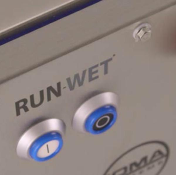 Metal Detector Loma Iq4 Run-wet - null
