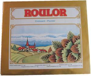 Roulor - Matière grasse - Formats disponibles : 500g / plaques 2kg