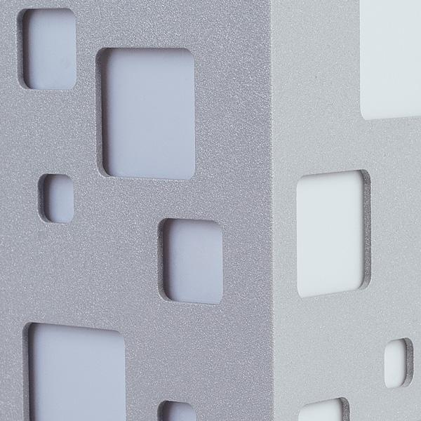 Уличный светильник Matrix SC-700 - (light gray - exterior lights - outdoor floor lamp)