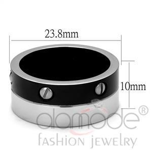 Fashion Rings - Stainless Steel Ring