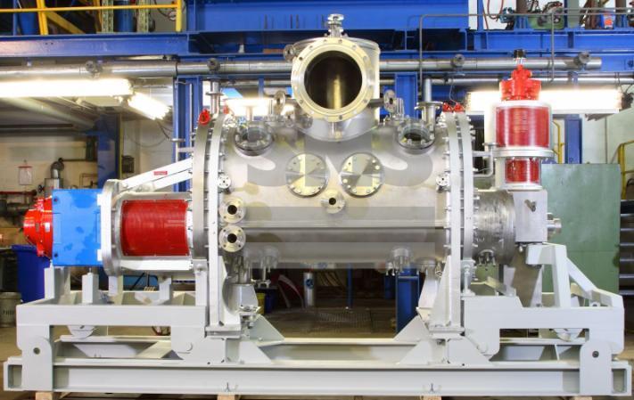 Procesadores de Gran Volumen y de alta viscosidad - Procesadores de Gran Volumen - Reacom, Reasil