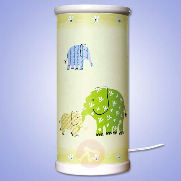 Magical Elephant LED table lamp - Table Lamps