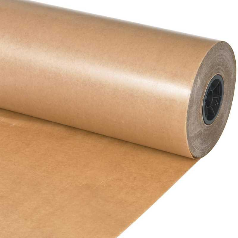 A roll of Tyvek - Tyvek  is a nonwoven fabric made from ultrathin yarns of low pressure p