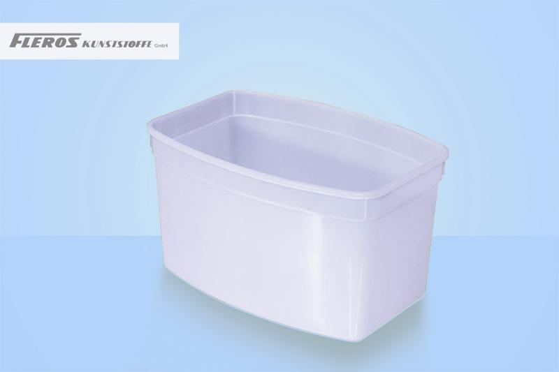 Rectangular bowls - SR 3.000 rectangular bowl