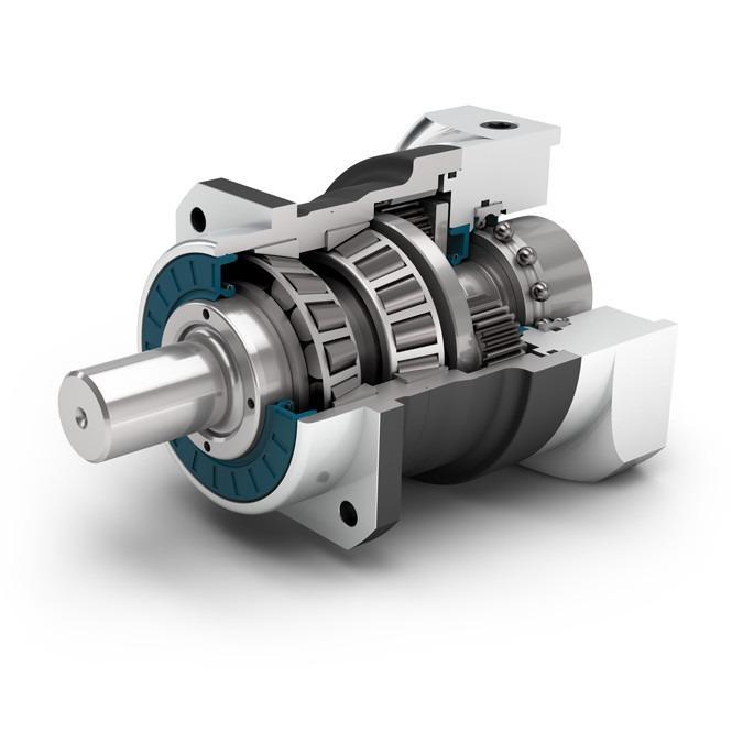 PLN - Planetengetriebe mit Abtriebswelle - IP65