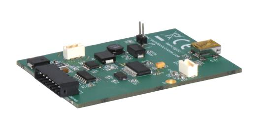 RS485 Modbus Board - PingPong Extension - Extension Board with own Microcontroller