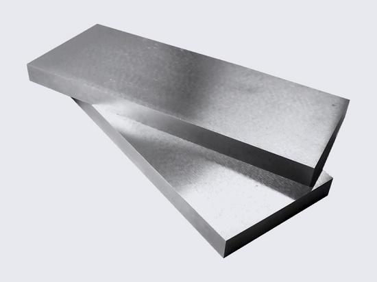 Пластина вольфрама - f005