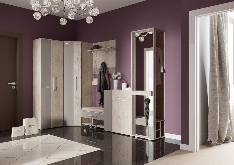 """Hallway """"Fan"""" - Hallway furniture"""