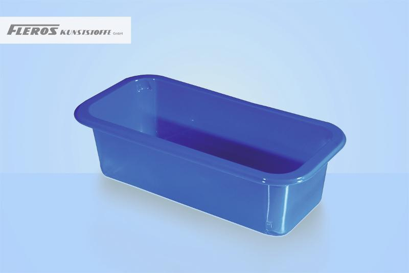 Sealing bowls - FS 400 T* rectangular bowl, able to seal