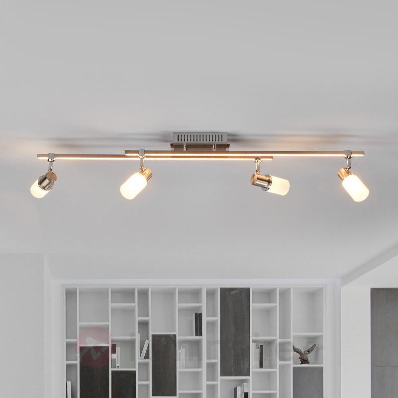Beau plafonnier LED Marcelina - Plafonniers LED