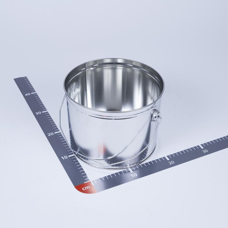 Eindrückdeckeleimer 6 Liter, RID/ADR, Höhe 175mm - Artikelnummer 450000066300