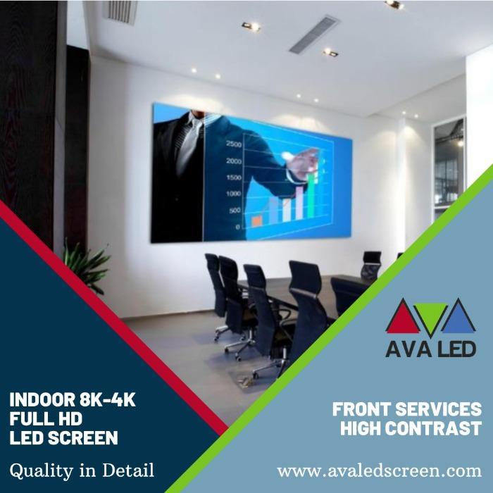 出类拔萃的系列 - 室内迷你像素 AVA LED 显示屏
