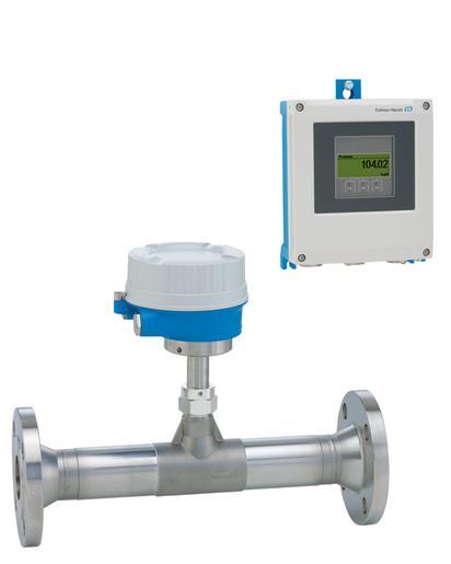 Proline t-mass F 500 Débitmètre massique thermique - Débit