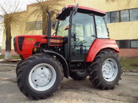 Трактор Беларус-422.4 - 49 л.с.