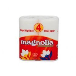 Higiénico MAGNOLIA P4 - Papel higiénico