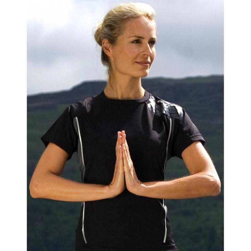 Tee-shirt entraînement femme Spiro - Hauts manches courtes