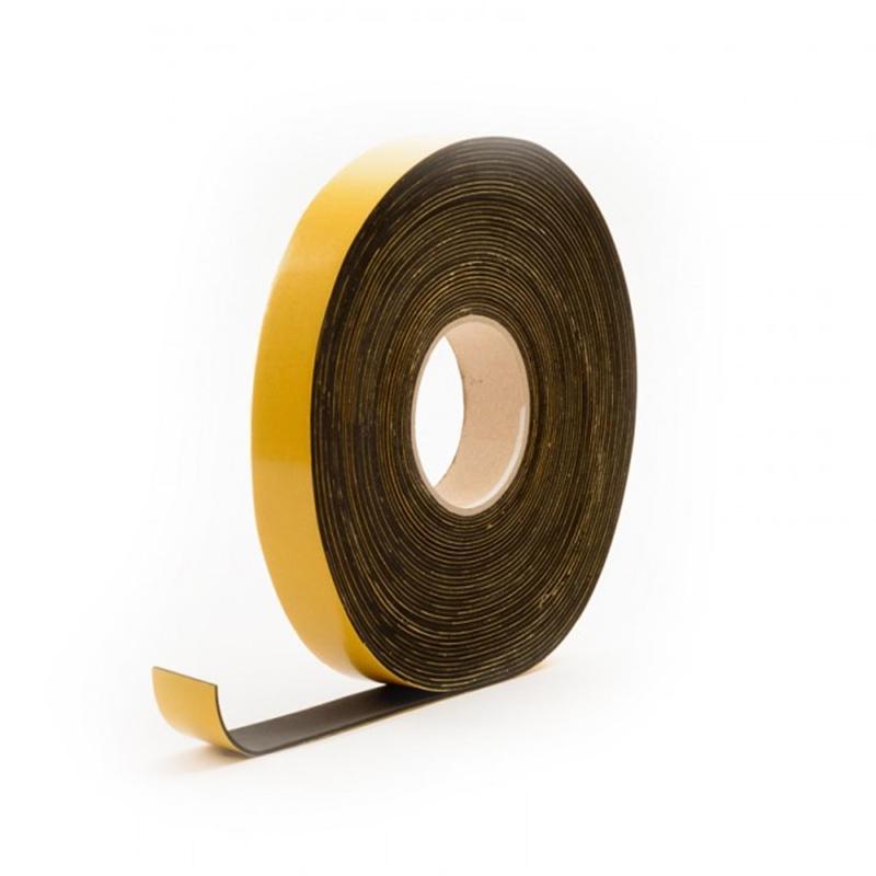 Zellkautschukband CR Selbstklebend 10x2mm - Zellkautschuk