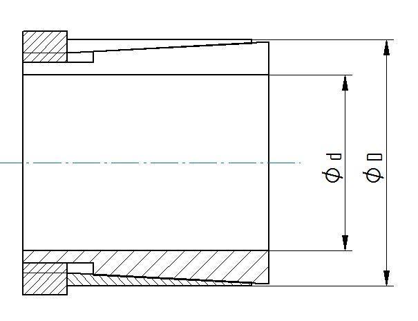 Locking Assembly  - RfN 7090