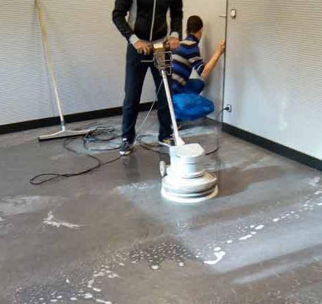 Nettoyage après Chantiers - Services