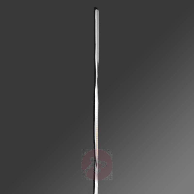 122 cm tall - LED floor lamp Twister - Floor Lamps