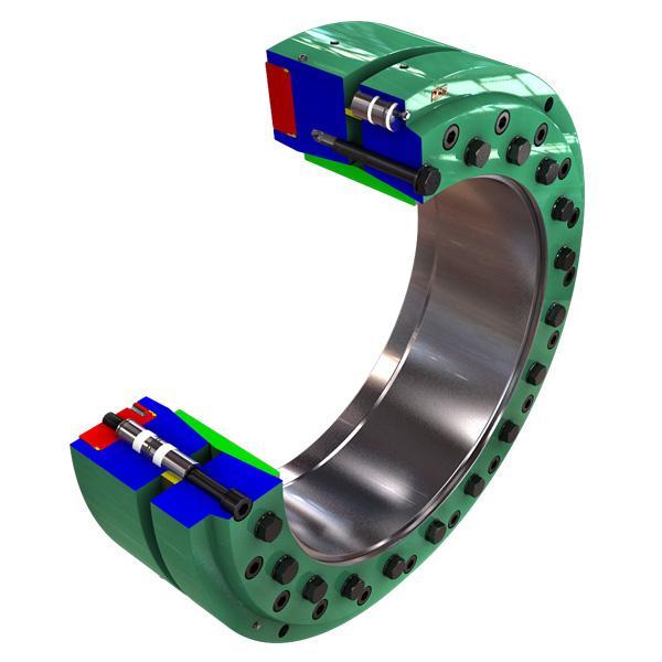 SHS Test Bench - Hydraulic Shrink Discs