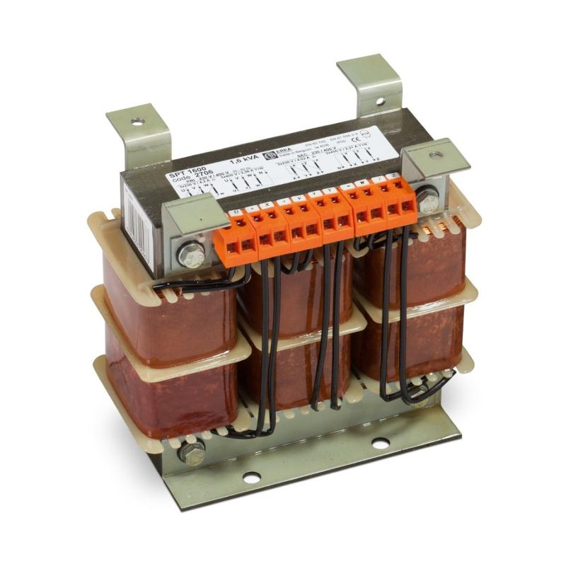 SPT 1600 - Transformers