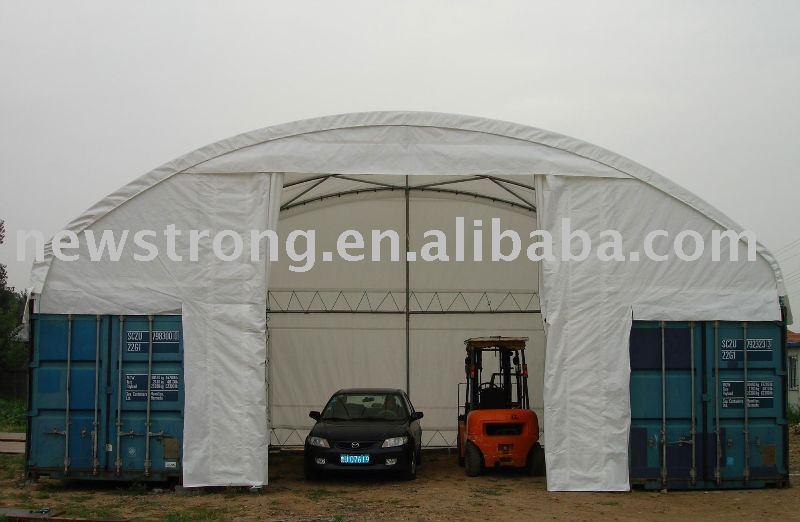 Wide Usage Portable Container Shelters - null