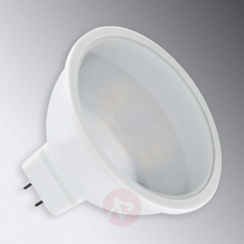 GU5.3 3 W 827 LED reflector lamp 120° - light-bulbs