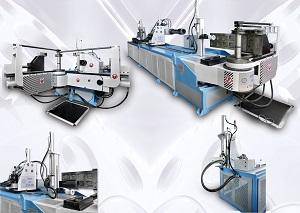 DMS 180 CNC M3 Pipe Bending Machine -