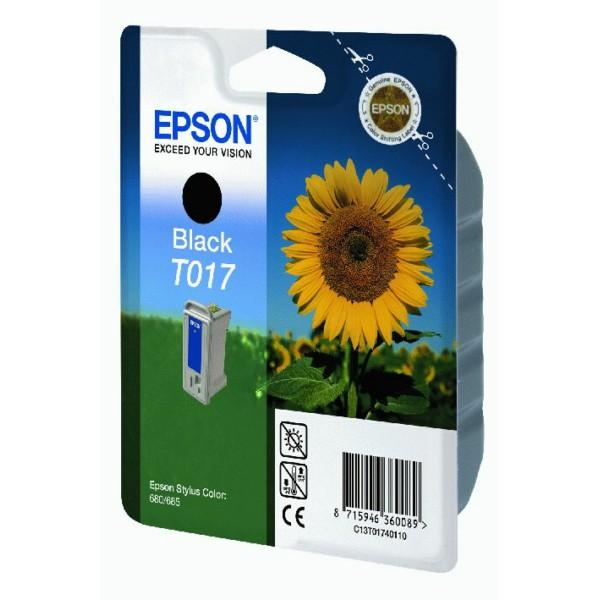 Ink - Epson Ink Black (C13T01740110)