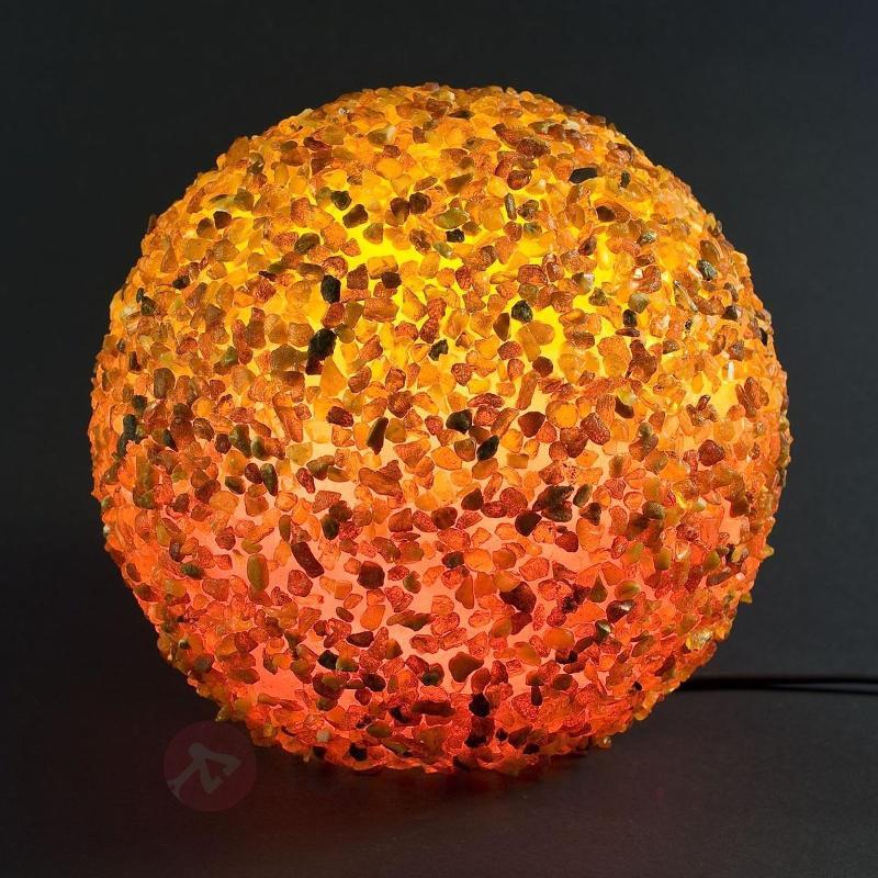 Extravagante lampe à poser sphérique BERNSTEIN - Toutes les lampes à poser