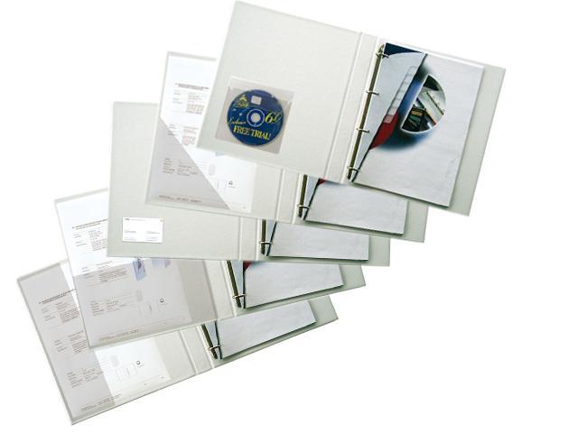 Selbstklebehüllen für CDs / DVDs - null