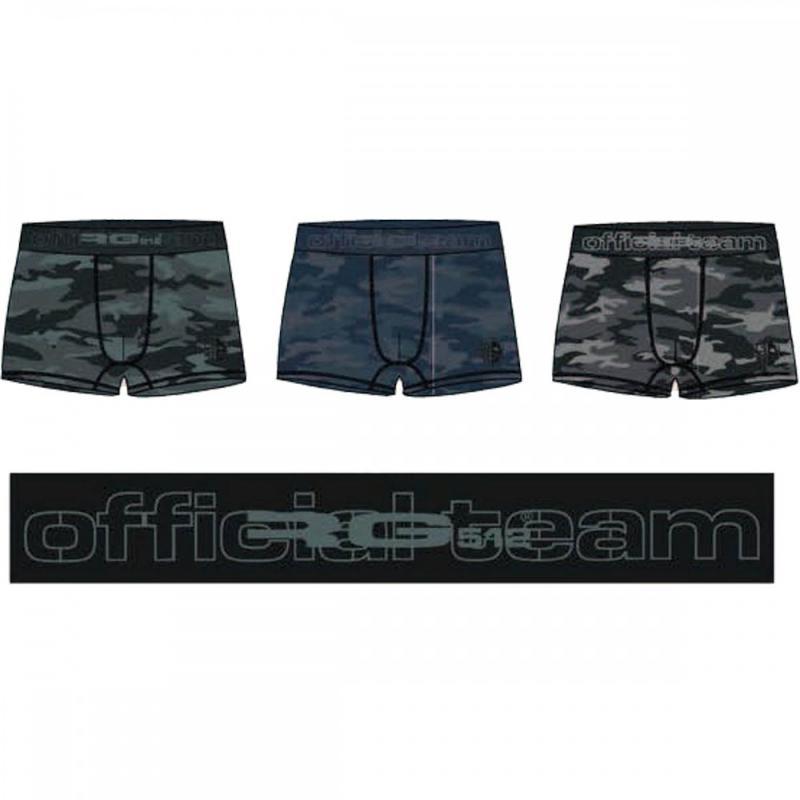 18x Boxers RG512 du 4 au 14 ans - Sous-vêtement