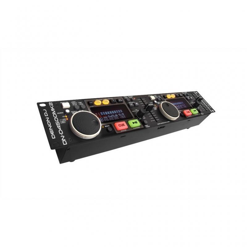 CD-Player Rackmontage - Denon DN-D4500 MK2