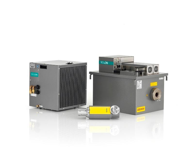 YXLON MGi-Röntgensysteme - Industrielles Röntgensystem für die Gussteilprüfung