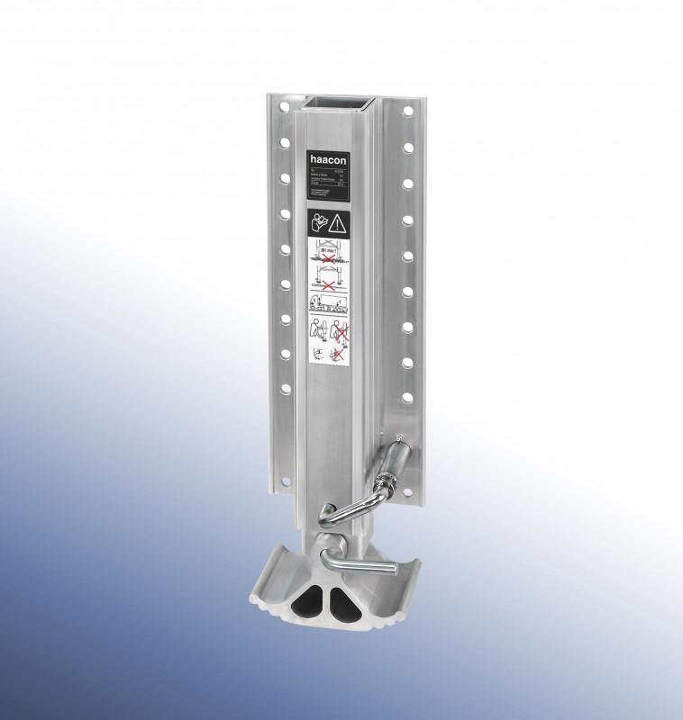 AX apoyos telescópicos - Carga estática por pareja de 20 t, alturas de 795 mm y 995 mm