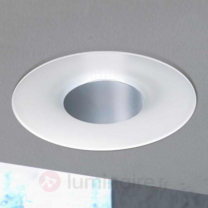Plafonnier LED Rondo en forme d'assiette - Plafonniers LED