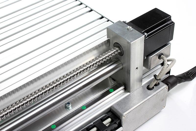 CNC Fräse High-Z S-1400/T (1400 x 800mm)  - CNC Portalfräse High-Z S-1400/T für Metall, Kunststoff & Holz