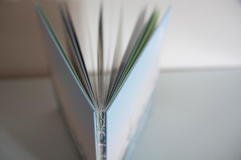 Open spine hardcover book - Hardcover book Photo albums Special products
