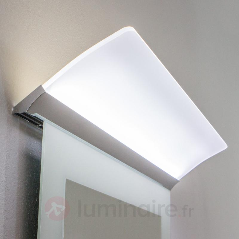 Applique pour miroir LED Angela, IP44 - Salle de bains et miroirs