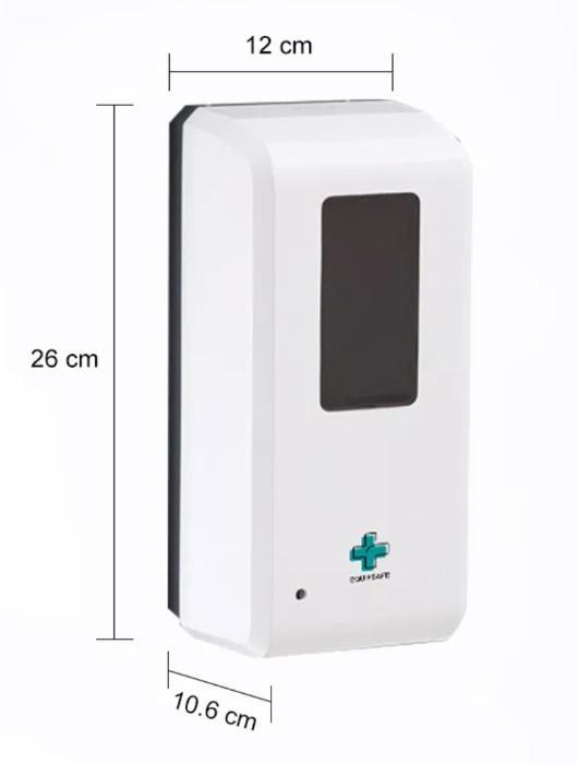 Stand GEL hydroalcoolique - Borne automatique distributeur GEL HYDROALCOOLIQUE