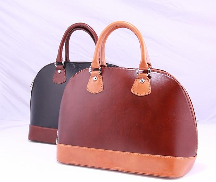 LEATHER HANDBAGS -