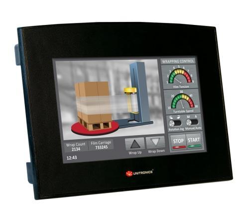 SAMBA Unitronics - Sterowniki PLC z graficznym panelem HMI - SAMBA