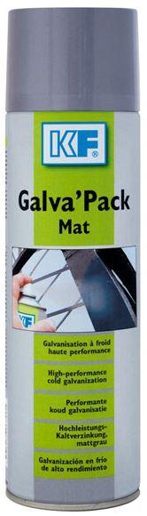 Produits anti-corrosion - GALVA'PACK MAT