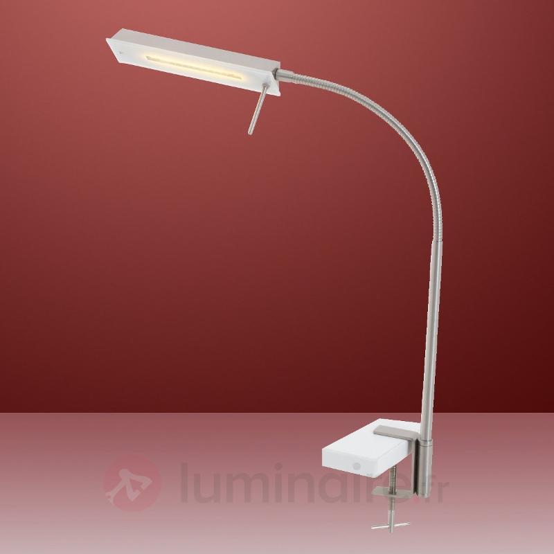 Lampe LED à pincer ROGU - Lampes à poser LED